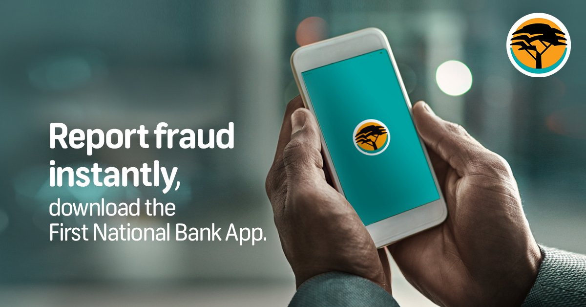 First National Bank Gh On Twitter Fraudtip Report Fraud Instantly On The Firstnatbank Mobile App Anytime Anywhere To Do So On The App Tap On Messages Incontact And Report Fraud Beawareoffraud Https T Co Mthuw6en6n
