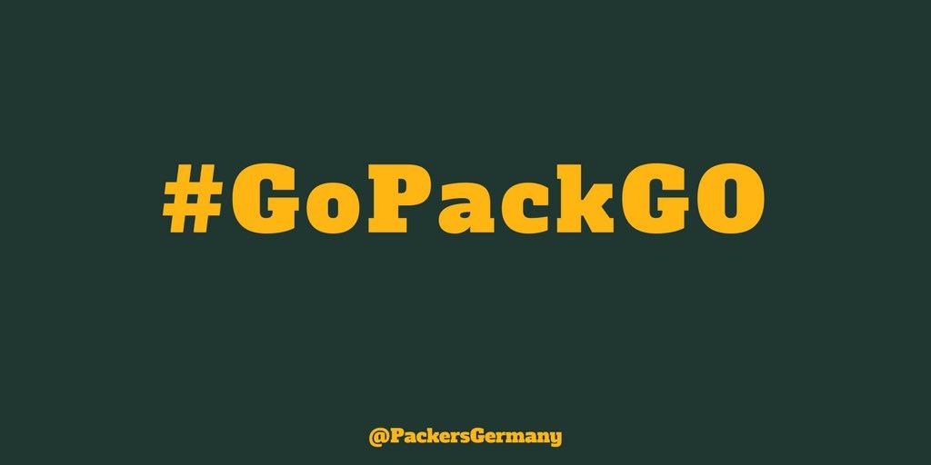 #GoPackGo