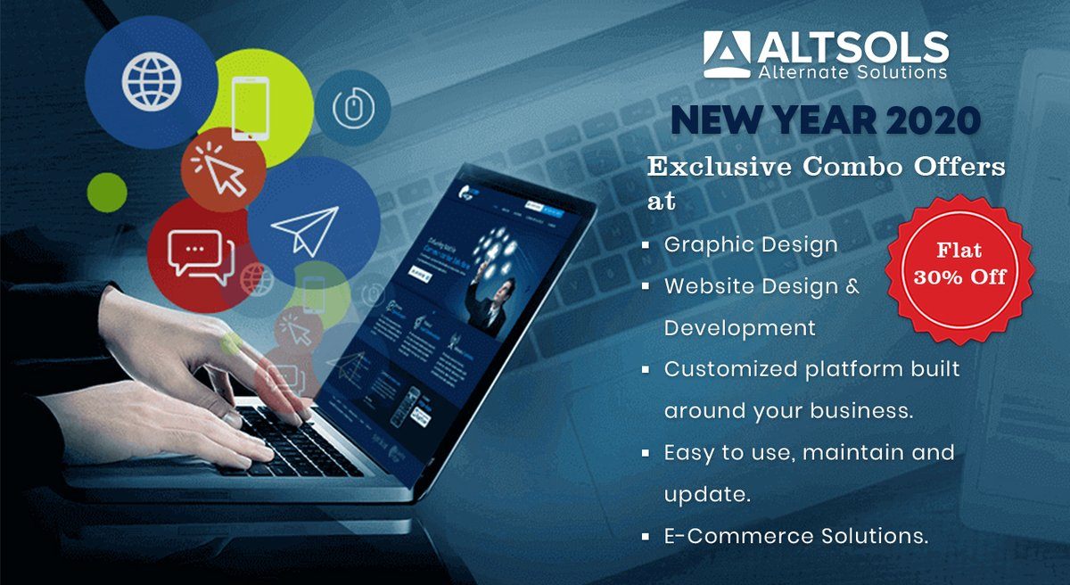 Get best offers on #webdevelopment #websitedesigns #websitedevelopment #websitedesigning #graphicdesign @AltSols not only design but create every part of the website to make an elegant web presence. Website:  http://www. altsols.com     Email: Sales@Altsols.Com Call Us: +91 8130989531<br>http://pic.twitter.com/XKSpH8n4VN
