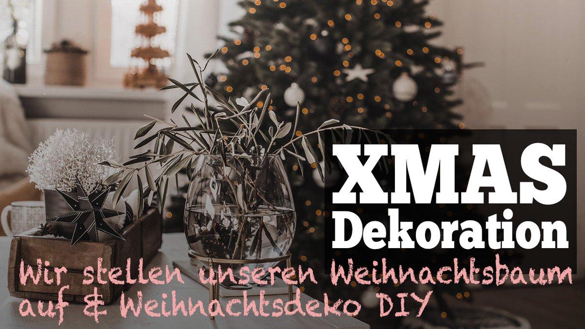 (Anzeige) Wir stellen unseren Weihnachtsbaum auf & unsere Weihnachtsdeko 2019 https://cmun.it/dc1cfl via @YouTube #VLOG #lifestyle #interior #weihnachtsdeko #deko #dekoration #weihnachten #christmasdeco #xmas #juliesdresscode @balsamhill #balsamhillpic.twitter.com/ZYcGKXaQ0I