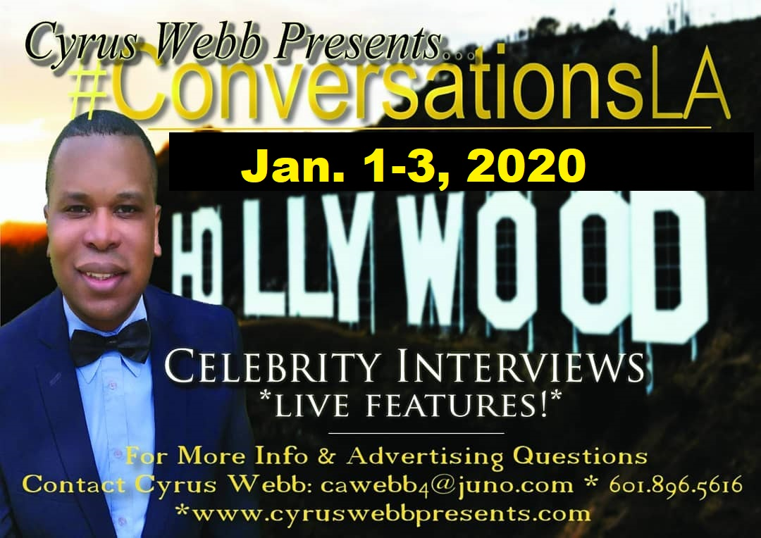 Page 364 of 365  What an amazing year! Looking forward to what's ahead. Bringing in the new year in #LosAngeles w/ #CyrusWebbPresents. Look for #celebrityinterviews, #entertainmentnews and exciting announcements.pic.twitter.com/4BvfvZO0eh