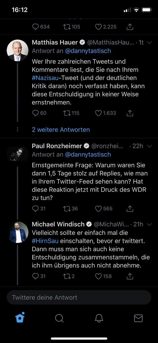 Die versammelten Drecksäcke der @CDU und @BILD in Einigkeit… wer den ganzen Tag hetzt…
