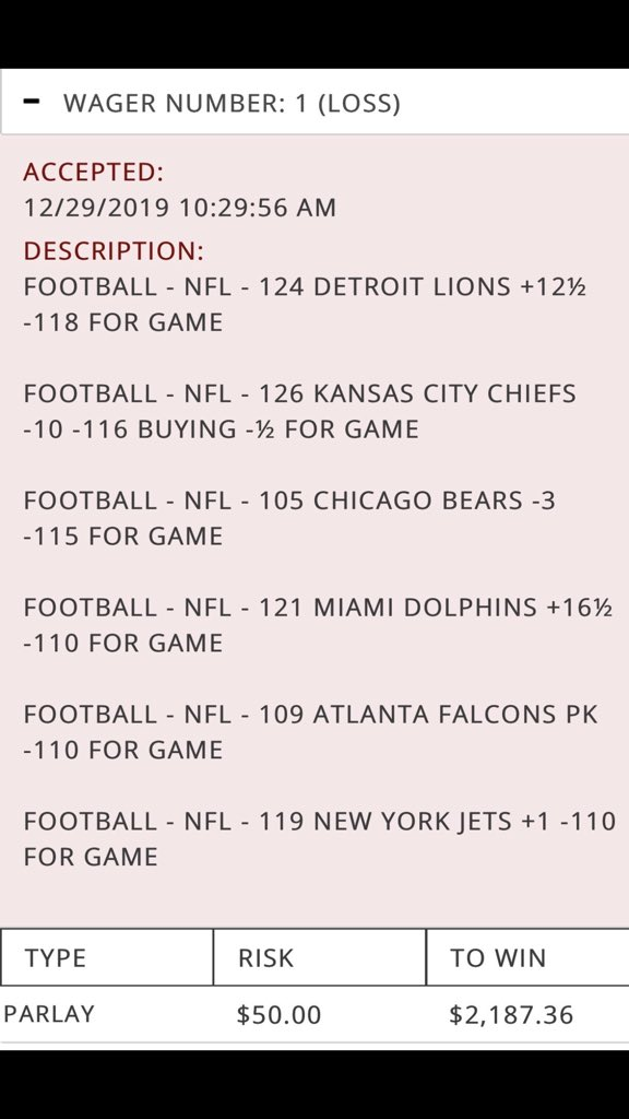 Never ever Trust Da bears to score enough @PFTCommenter @BarstoolBigCat  @PardonMyTake @CashApp #superbadbeatsmonday $tholley89 https://t.co/Mps0npwtX0