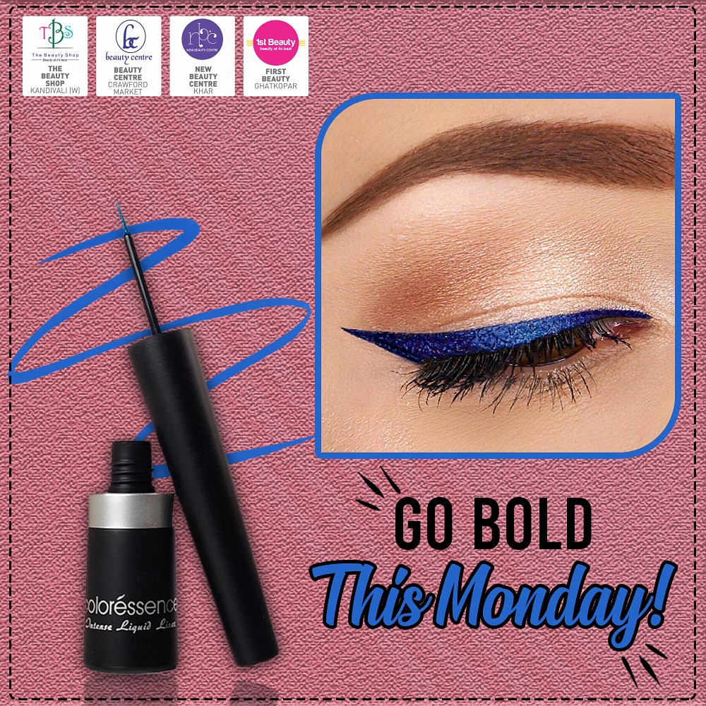 A stroke of blue to describe your mood! Shop now for your favorite eyeliner available at New Beauty Centre, Beauty Centre, 1st Beauty, and The Beauty Shop.  #Blue #MondayBlues #BlueEyeliner #Eyeliner #EyeMakeup #WingedEyeliner #Eyes #EyeMakeupLook #Beauty #Makeup #Cosmetics #Nbcpic.twitter.com/5CYXbIXv4S