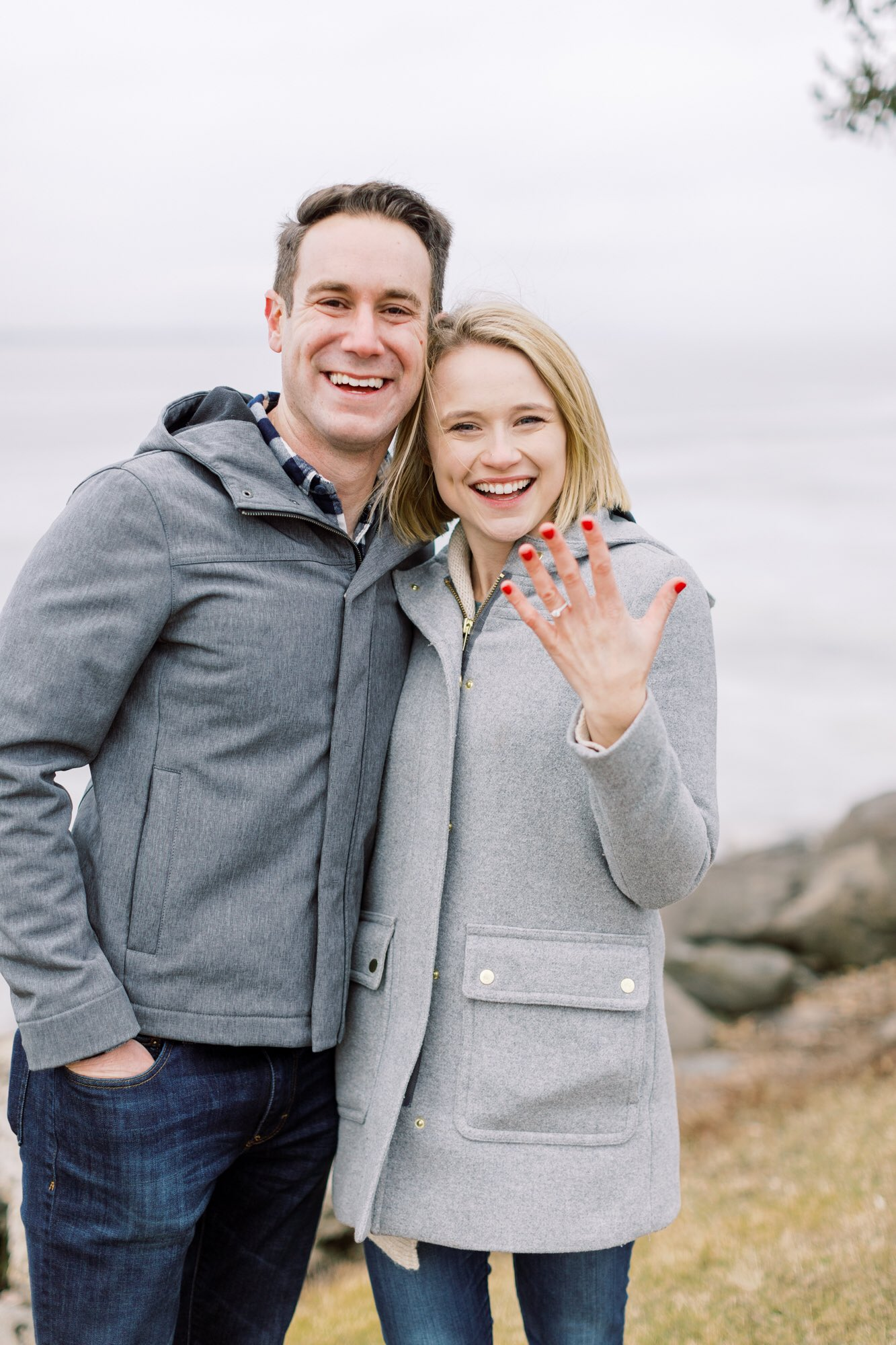"""Brooke Zauner on Twitter: """"To God be the glory! Words couldn't do this moment justice. Saying yes to one of life's greatest blessings, and I'm so grateful. """"My command is this: Love"""