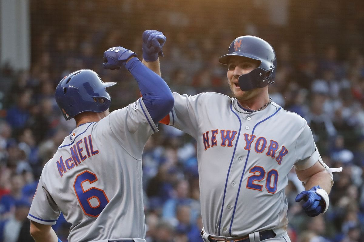 Mathew Brownstein On Twitter Jeff Mcneil Pete Alonso