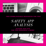 It's important for agents to know what to look for in Safety Apps for their smart phones.  We've created this free resource to help.  💗📲 https://t.co/CBLrJR0f7C