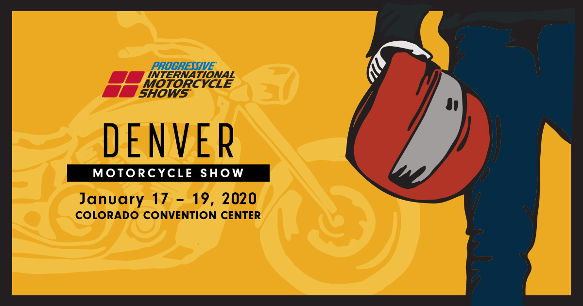 From Jan. 17th to 19th, at the Colorado Convention Center, is this year's Denver Motorcycle Show! Be sure the stop by the Cycle Gear Mega Booth! There will be gear from the top brands that you love and special offers from Cycle Gear!  For tickets: https://t.co/nzJbJ6vY80 https://t.co/172ASoleCU