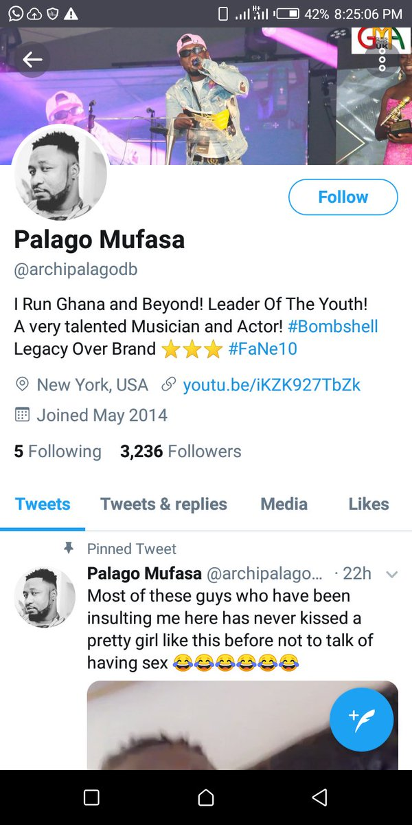 @archipalagodb How can you be on Twitter since 2014 and be having 3,236 followers😩🤦🤷 Please I need an answer @archipalagodb https://t.co/VhPsgIjSSV