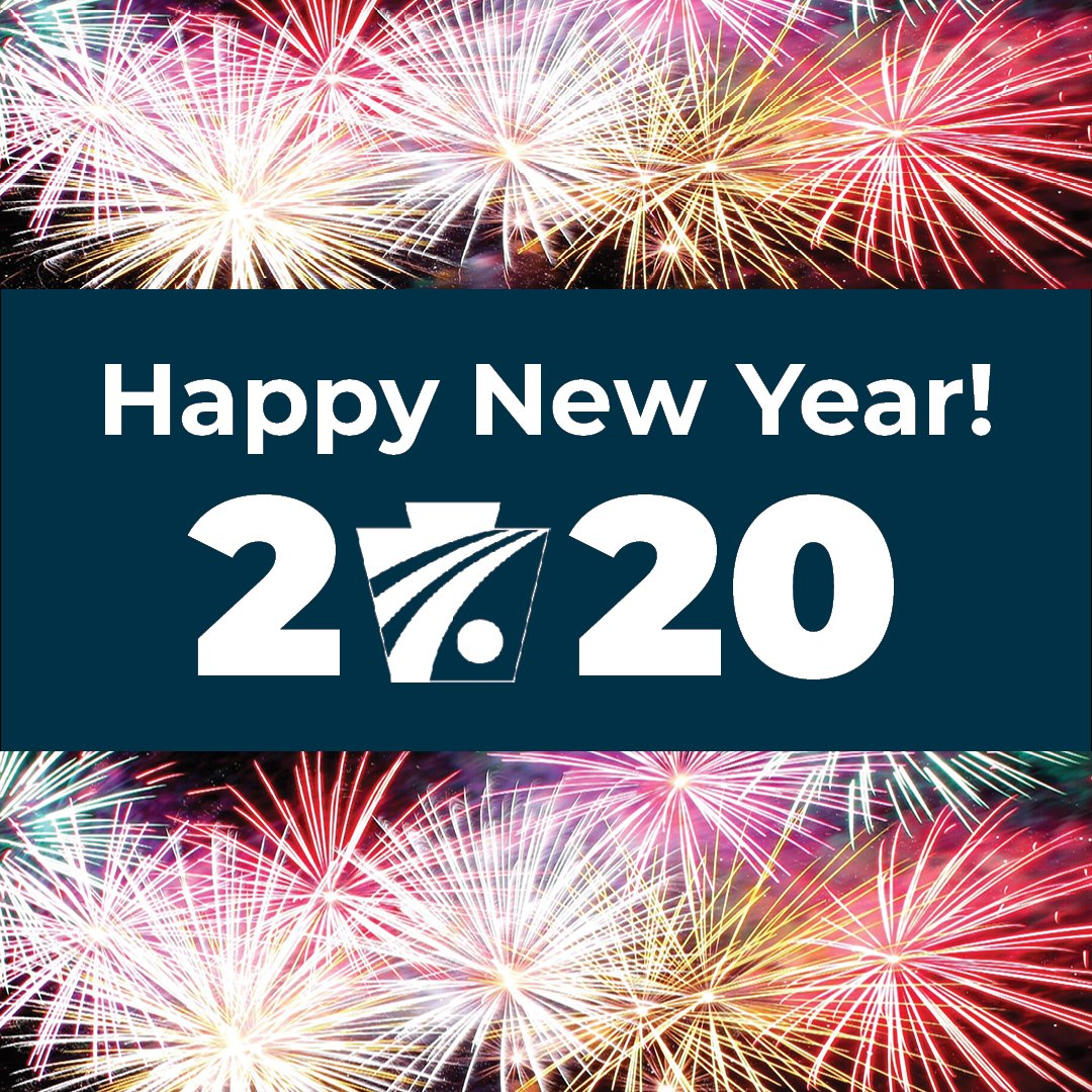 #HappyNewYear, Pennsylvania! We hope 2020 treats you well. #NewYearsDay