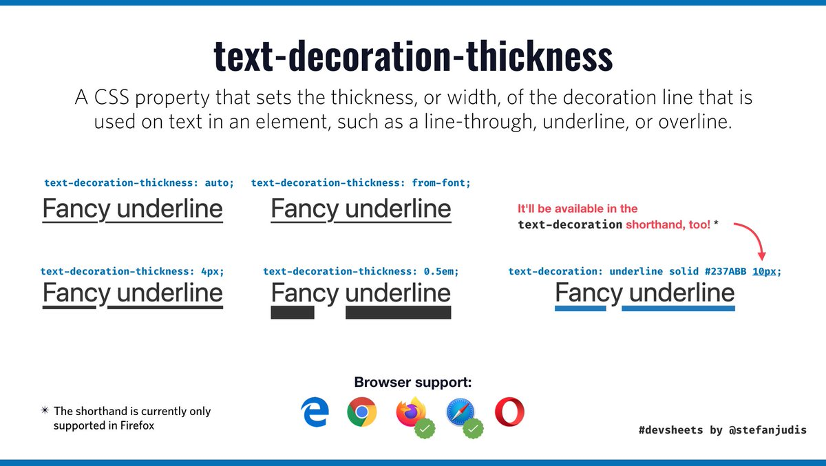 Css Text Decoration Underline Thickness - Things Decor Ideas