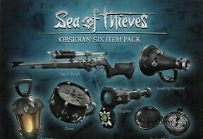 Giving away one Sea of Thieves: Obsidian Six Item Pack Code once this hits 50 RT's.  Follow @Tha_Cron  Like the tweet Tag 2 friends that play Sea of Thieves  #SeaOfThieves #XboxOne #PC #Giveaway