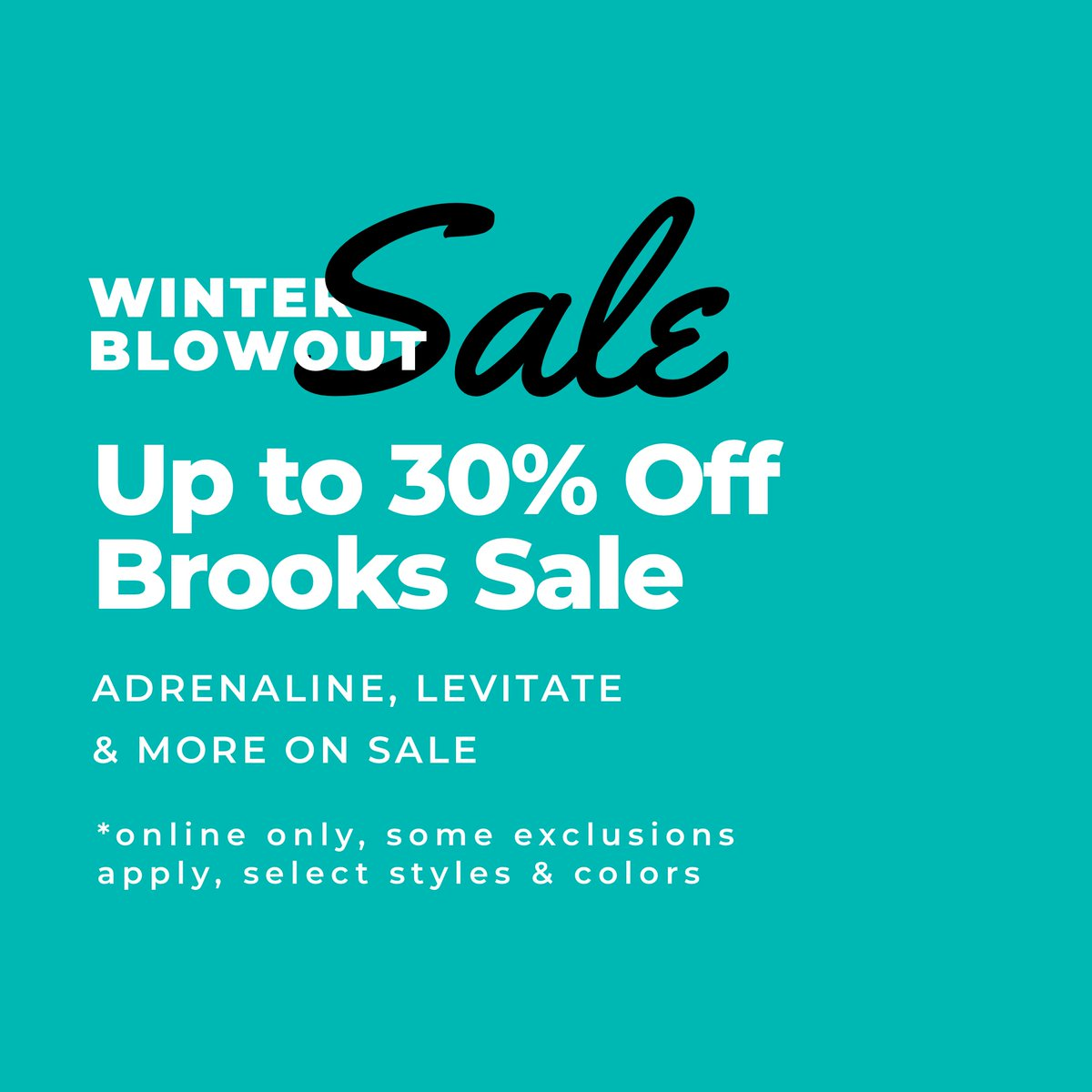 Our Winter Blowout Sale is still going strong! Tap to shop our newest deals! bit.ly/39ebUz3