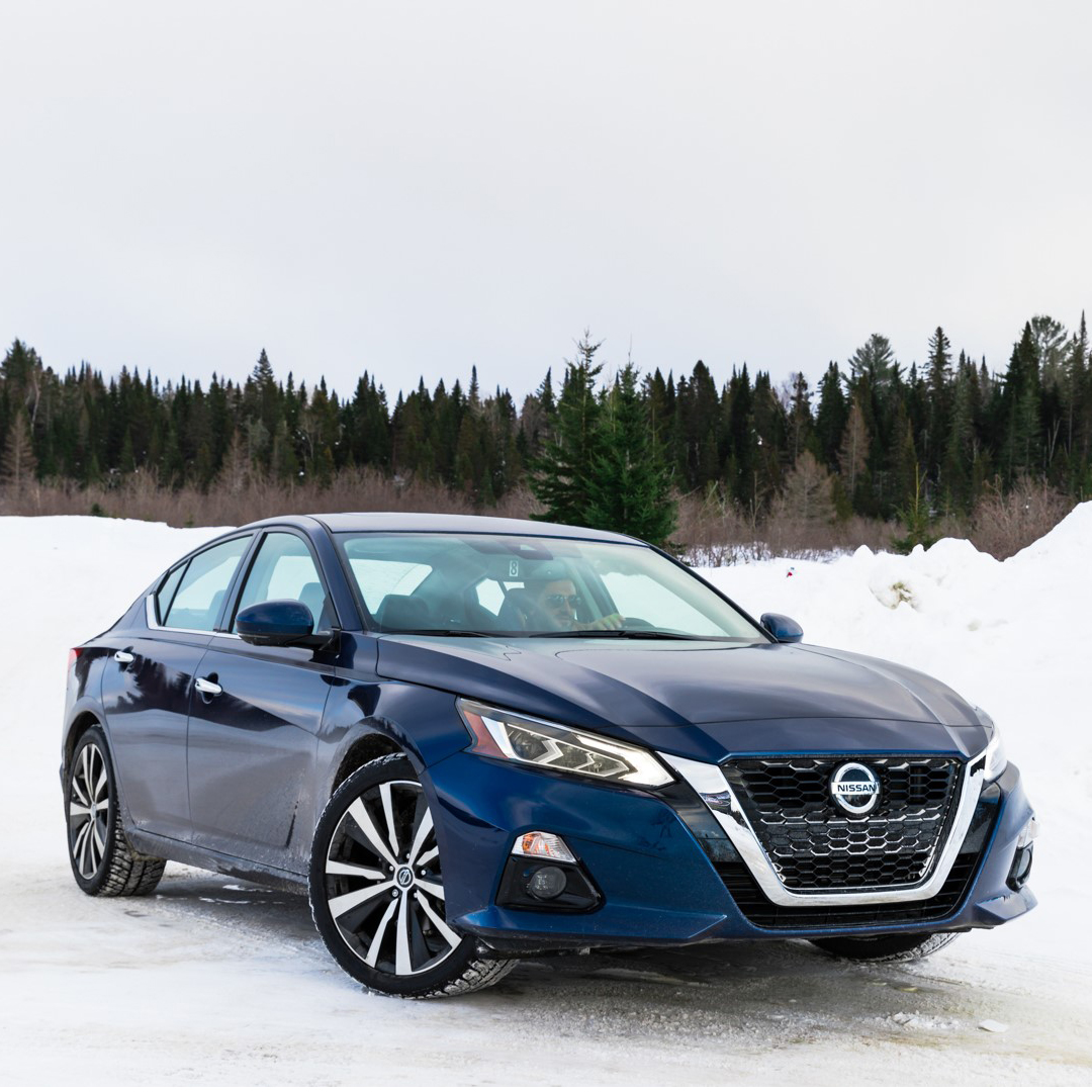 Drive into the new year in the all-new Nissan Altima. Give us a call to book your appointment today! https://t.co/6Aq554U8rf
