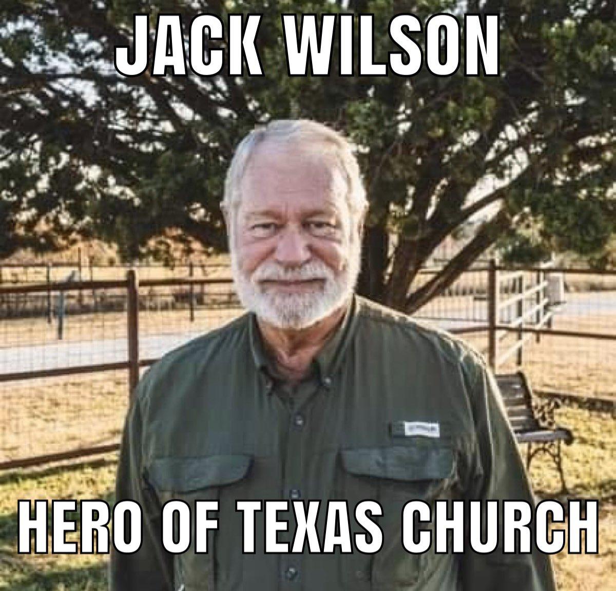 What would Jack Do . #WWJD #JackWilson #JackWilsonHero #JackWilsonIsAHero