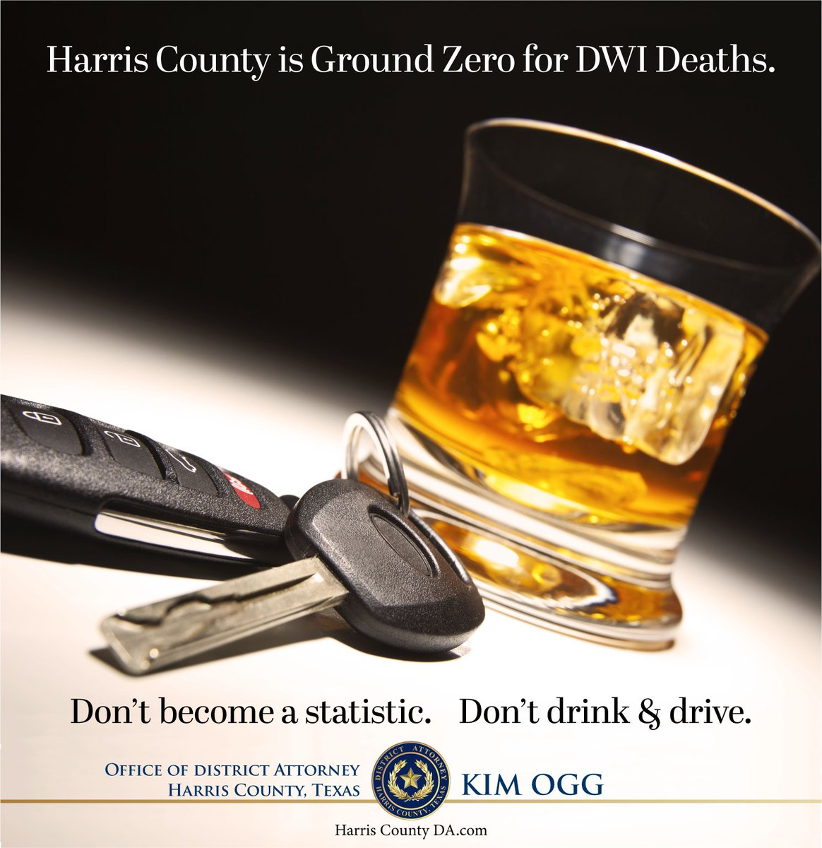 Find a designated driver, take ride share or call a friend...but do not drive drunk.