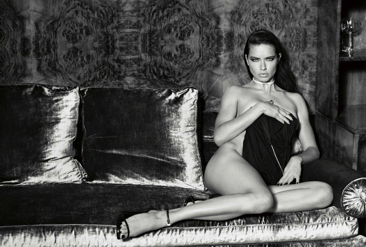 Irina shayk adriana lima are white hot