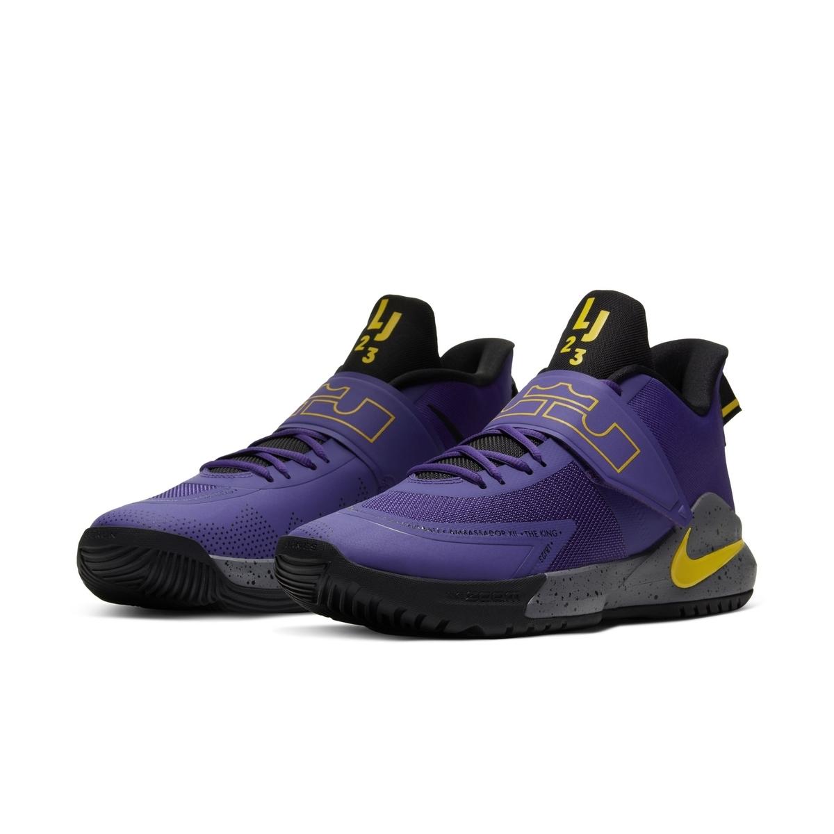 Nike LeBron Ambassador XII thêm 2 phối màu mới