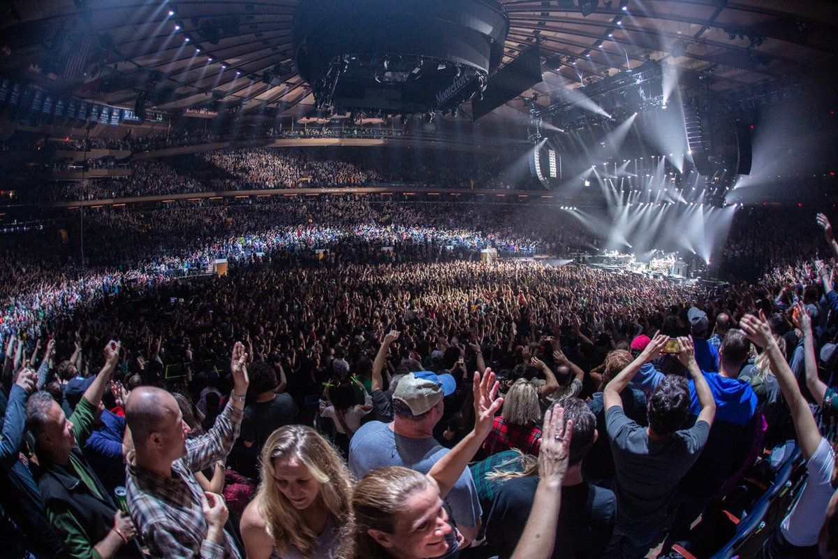 Photo © Phish 2019 - Rene Huemer