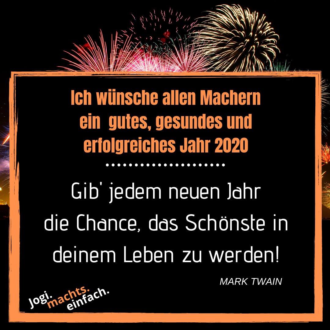 #Neujahrsansprache