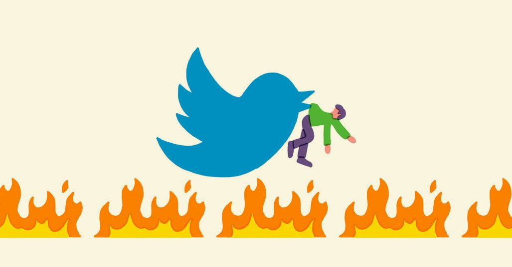 """""""Twitter users have disrupted a media landscape where gatekeepers — in an industry that has always fallen short when it comes to race and gender diversity — were for too long solely responsible for setting the agenda of what we talked about as a country. """" nyti.ms/2MJ6F0F"""