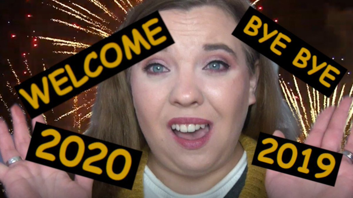 #Welcome2020