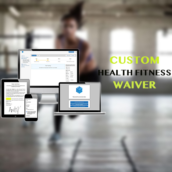 Create a fitness waiver form for your business. #ElectronicWaiverOnline #OnlineReleaseForm #DigitalWaiverApp #FreeOnlineWaiverSigning #DigitalWaiverSoftware #OnlineWaiverService #WaiverAppForIPad #OnlineWaiverSolution #OnlineWaivers https://t.co/E4E8jl0ldV https://t.co/1iUUGVOYAf