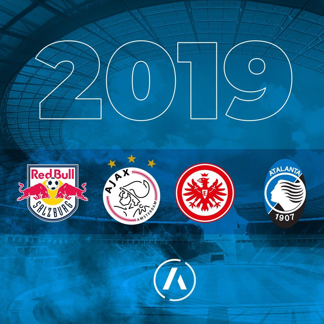 Koji vas je   klub najviše impresionirao u 2019-oj? #fcsalzburg #fcajax #fceintrachtfrankfurt #atalantabc #fudbal #football #arenasporttvpic.twitter.com/DEdQpc2laa