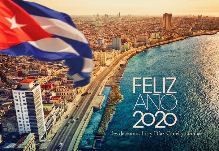En vísperas de otro aniversario de la Revolución invicta y victoriosa, a nuestro pueblo le deseo ¡Muchas Felicidades! Atravesamos un año cargado de retos, tensiones y agresiones. Juntos los enfrentamos y juntos vamos ganando. #SomosCuba #SomosContinuidad