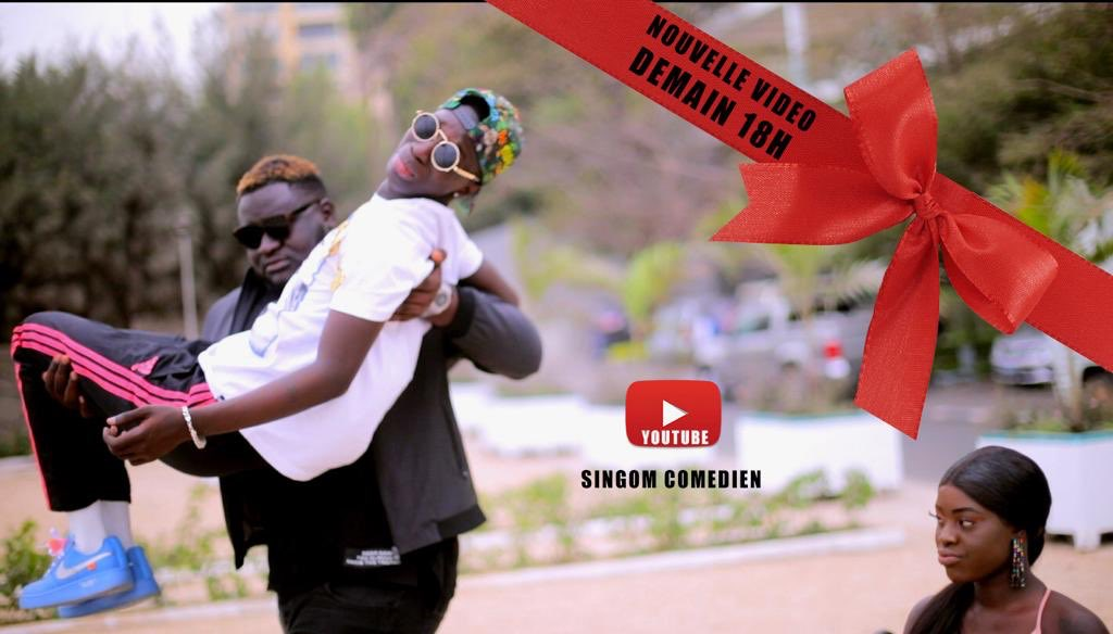 New Singom tomorrow ! #NNSS 18hr #yourboy #demainnousappartient <br>http://pic.twitter.com/qNSd5I0NLW