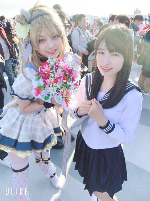 コスプレイヤー橋本麗愛のTwitter画像75