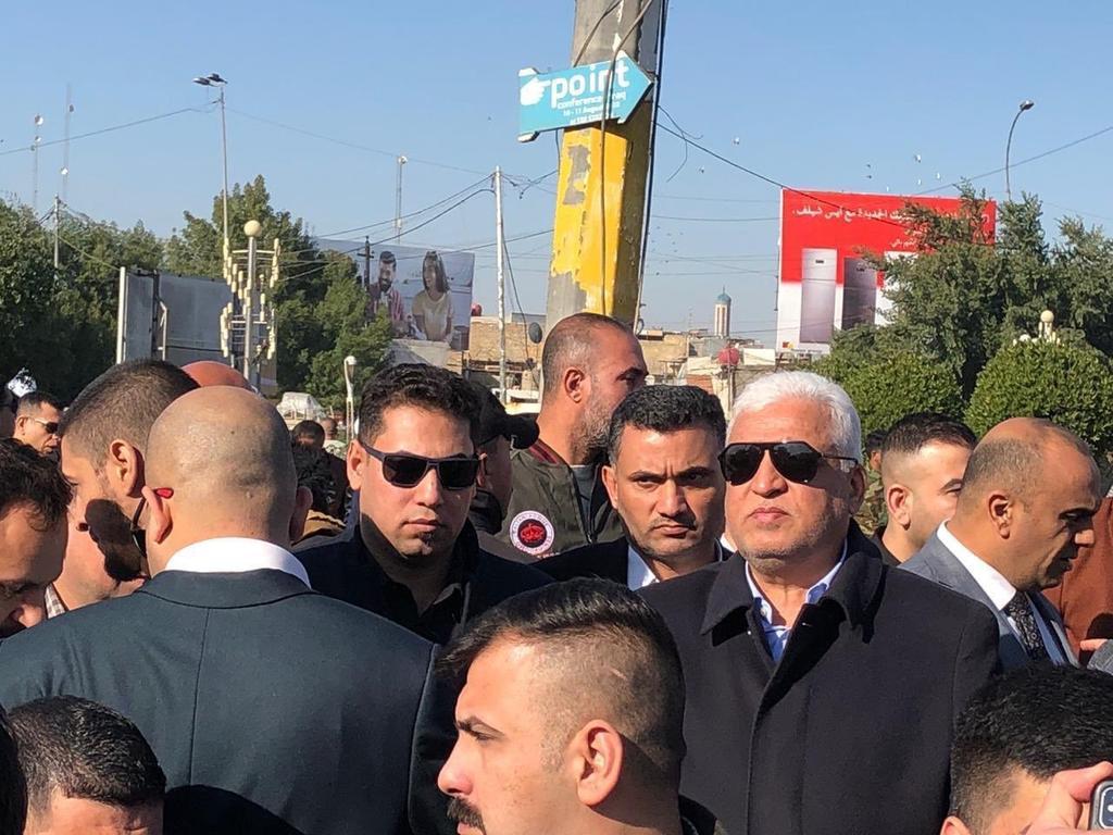 "Rudaw English on Twitter: ""#Iraq's national security adviser Falih ..."