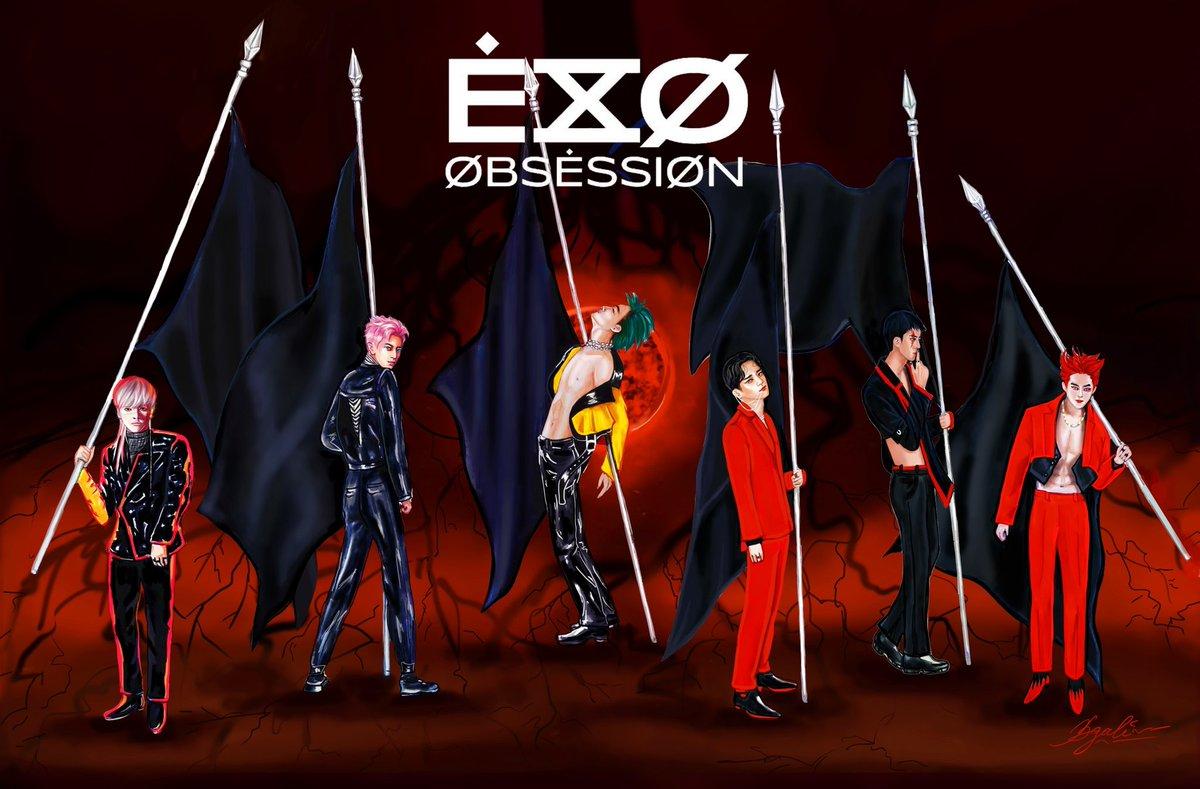 X-EXO  #EXO #FANBOOK #EXODEUX #OBSESSION #EXOonearewe #EXOL #EXOOBSESSION #exoplorationdot #BAEKHYUN #CHANYEOL #KAI #SUHO #CHEN #SEHUN #exovsxexo <br>http://pic.twitter.com/vgPZLWu3rM