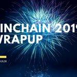 Image for the Tweet beginning: VINchain 2019 Wrapup  Read more:   #VINchain