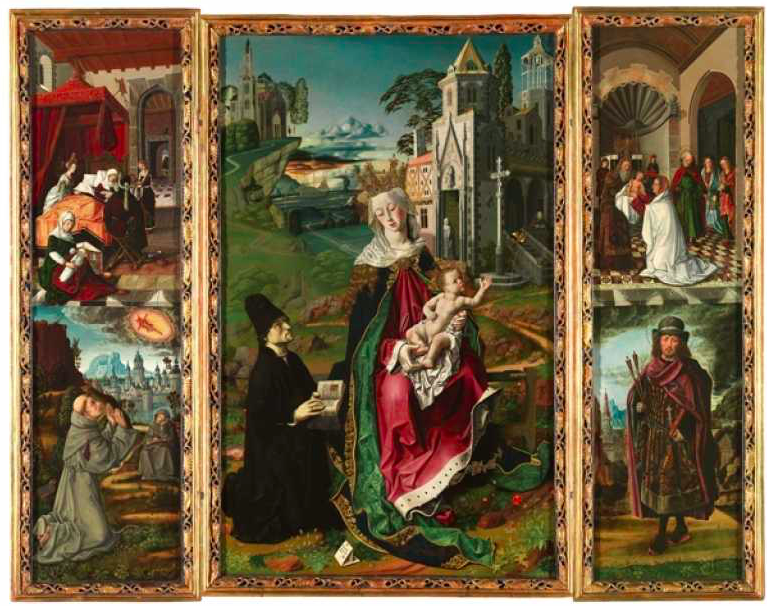 """Top exhibitions of 2019...  """"Bartolomé Bermejo: Master of the Spanish Renaissance"""" at London's @NationalGallery   Curator Letizia Treves told Blouin Artinfo about what is known, unknown, and presumed about this most singular of Spanish masters.   https:// bit.ly/2MK3K7X    <br>http://pic.twitter.com/JwRXe1lX8c"""