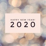 Image for the Tweet beginning: Happy New Year 2020 to