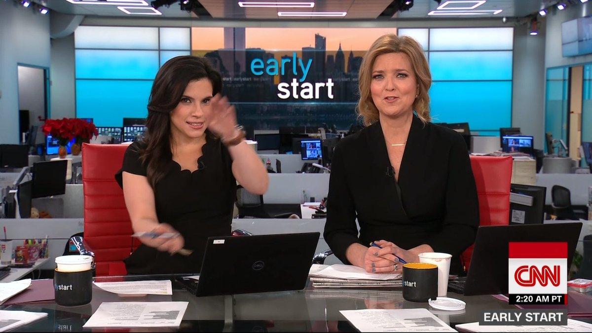Best part of our @UF @GatorsFB story?  Arguably, @leylasantiago's #chompchomp on live TV.  Also, @LP_deucedeuce's inspiring performance. From 3-star recruit to 3-TD star and #OrangeBowl MVP.  @BleacherReport on @CNN @EarlyStart w/ @ChristineRomanspic.twitter.com/7escVHJBCH