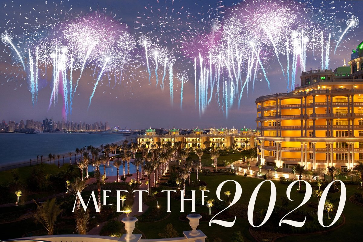 As 2019 is coming to an end, we wish you and your loved ones an exciting New Year! #kempinski #kempinskipalm https://t.co/LZq04MlqT3