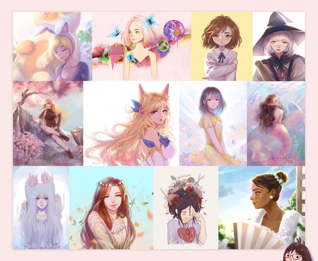 #2019artsummary  These are my personal favorites for 2019 ^o^ Compared to last year, I finally had more guts to play around with lighting on my arts this year.  #2019ArtistWrapped  #artph<br>http://pic.twitter.com/SstZUhhoSq
