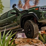 Image for the Tweet beginning: The 2020 @Toyota Tacoma TRD