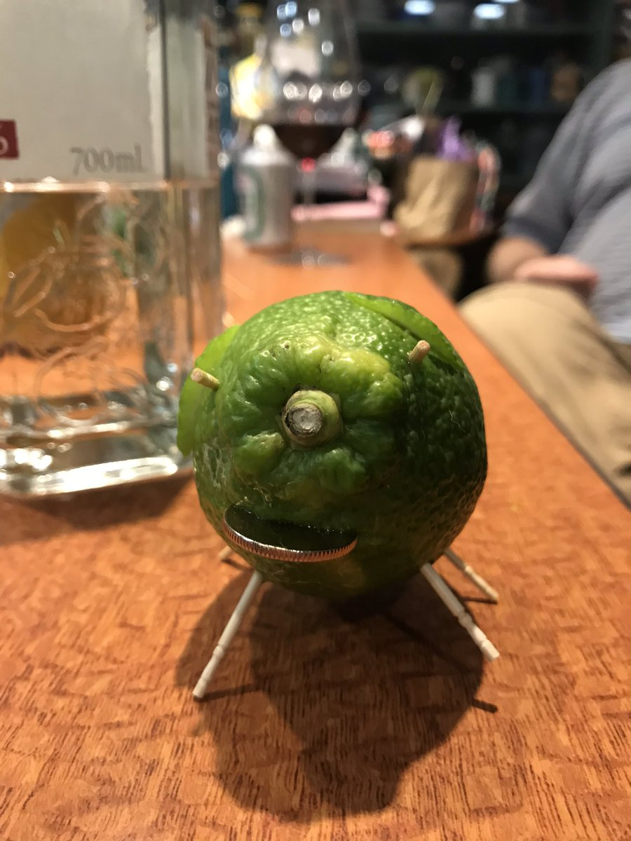 @spindlypete #luckylemonpig2020 from Taiwan (I promise it's a lemon, the lemons here are green)