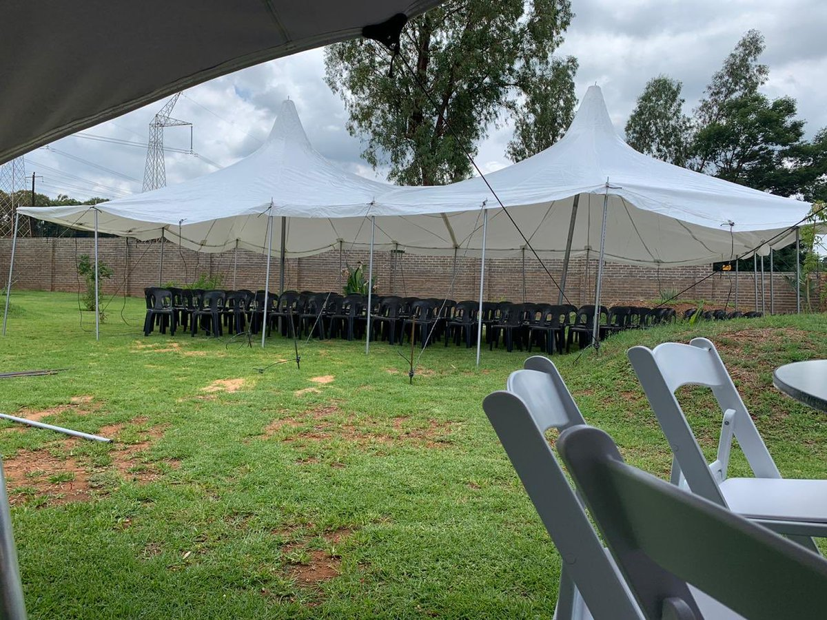 Say Good bye 2019 and Hello 2020 with KTC tents. Host your next event with us !!! Hit me up in the DMs for a Quotation. #Phoyisa #NewYearChallenge #KFCWEDDING #NYE2020 #DecadeChallenge #2020Vision