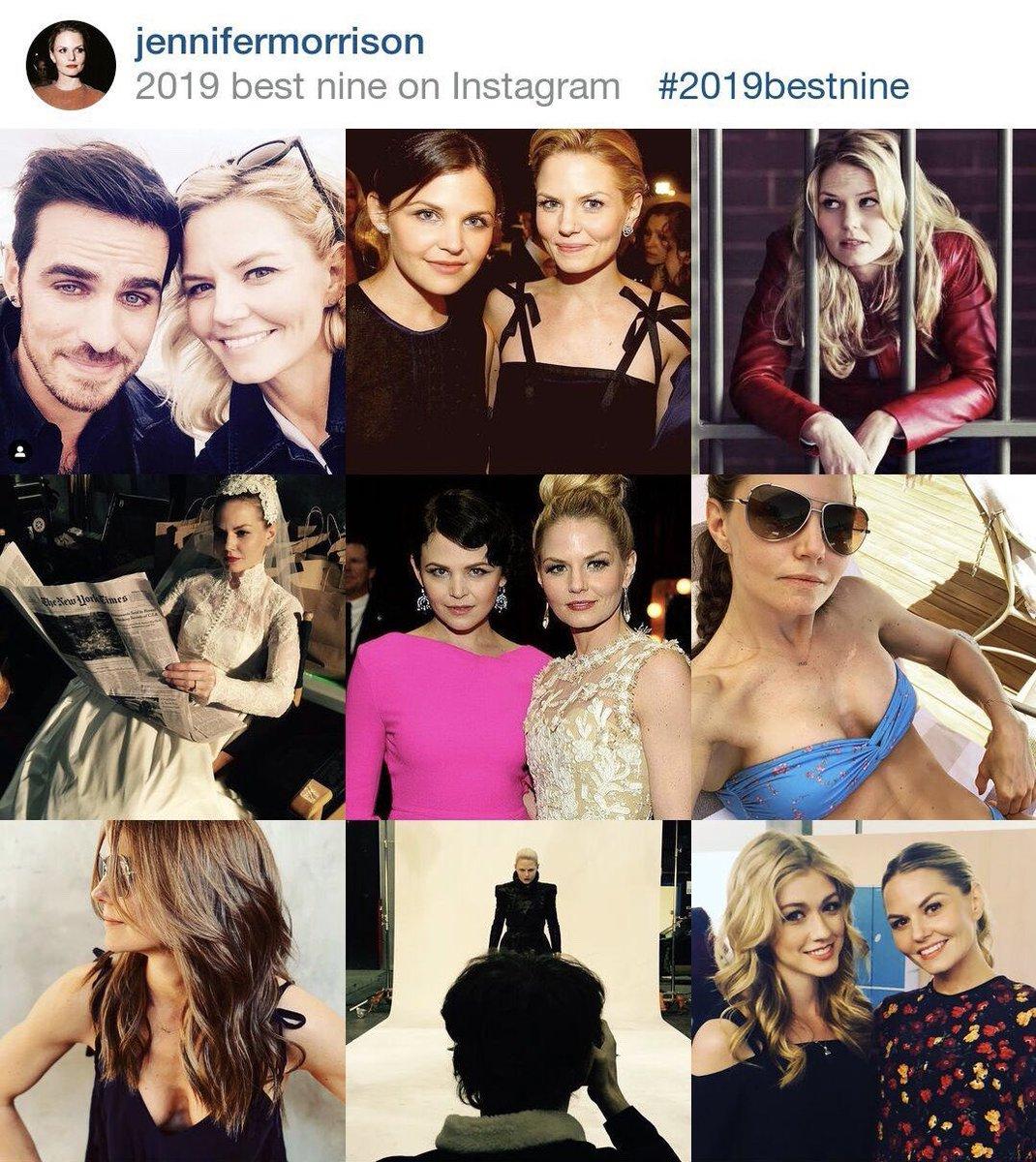 As we round off 2019 here is @jenmorrisonlive's #2019BestNine on instagram & for those who like to reminisce we have Jen's #2018BestNine #2017BestNine & #2016BestNine too   #JenniferMorrison #BestOf2019  #BestOfJMo #JMopic.twitter.com/GDPwHqxdZF