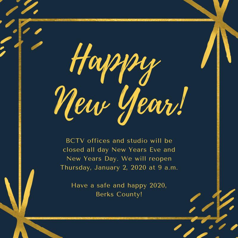 Reminder: We'll see ya next year! 😜