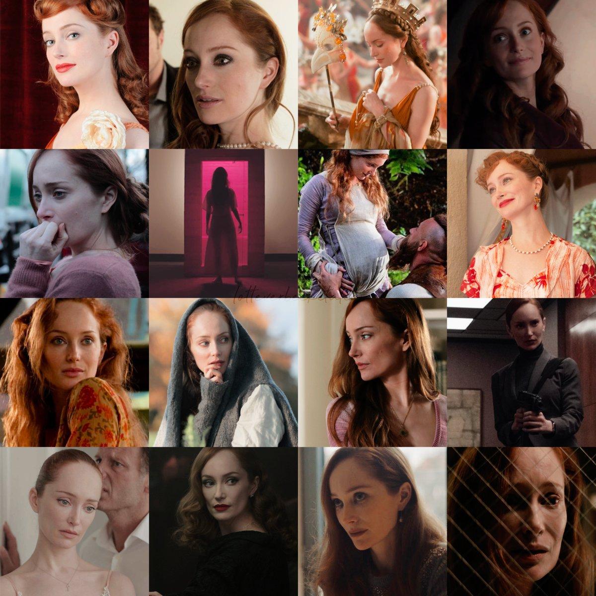 A decade of (talent) Lotte Verbeek. ☄ @lotteverbeek1 #lotteverbeek