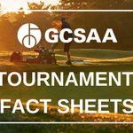 Image for the Tweet beginning: Best wishes to GCSAA member
