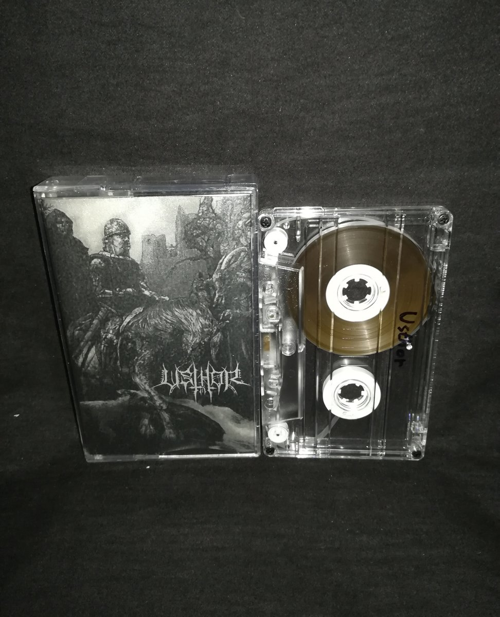 "#Usthor  ""Usthor"" ⁠ Limited edition⁠ 2€+postage⁠ ⁠ warproductions@gmail.com⁠ ⁠ http://www.war-productions.org   #WarProductions⁠ #Mailorder⁠ #SupportTheUnderground⁠ #BlackMetalTapes #TapeKvlt⁠ #TapeFormat #TapePorn #BlackMetalCollection 1 h pic.twitter.com/8rL7Fh6ER9"