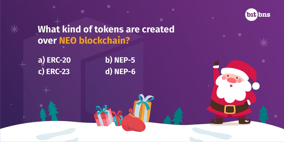 Answer a simple question about @NEO_Blockchain  (NEO) and stand a chance to win a surprise #NEO reward. Leave your answers in the comments below.  Celebrating #12AltCoinsChristmas, celebrating #HappyNewYear  #TheFutureOfFinanceIsHere and it's #Cryptocurrency #Contest