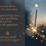 """Image for the Tweet beginning: """"Auf ein gerechtes und für"""