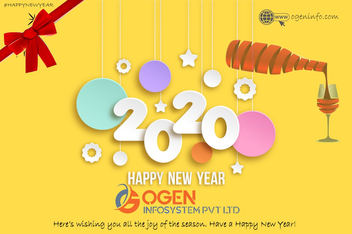 On this New Year I wish that you have a superb January, a dazzling February, a Peaceful March, an anxiety free April, a sensational May, and Joy that keeps going from June to November, and then round off with an upbeat December.  Wish you all Happy New Year 2020 #Happynewyear2020 https://t.co/PXlAUMYX8m